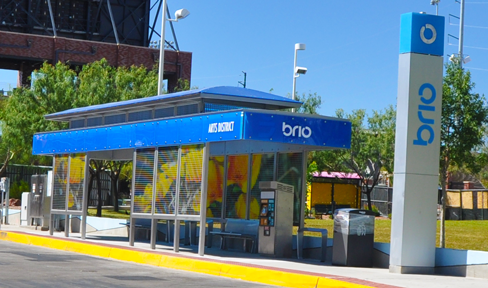 Rendering of a Brio shelter